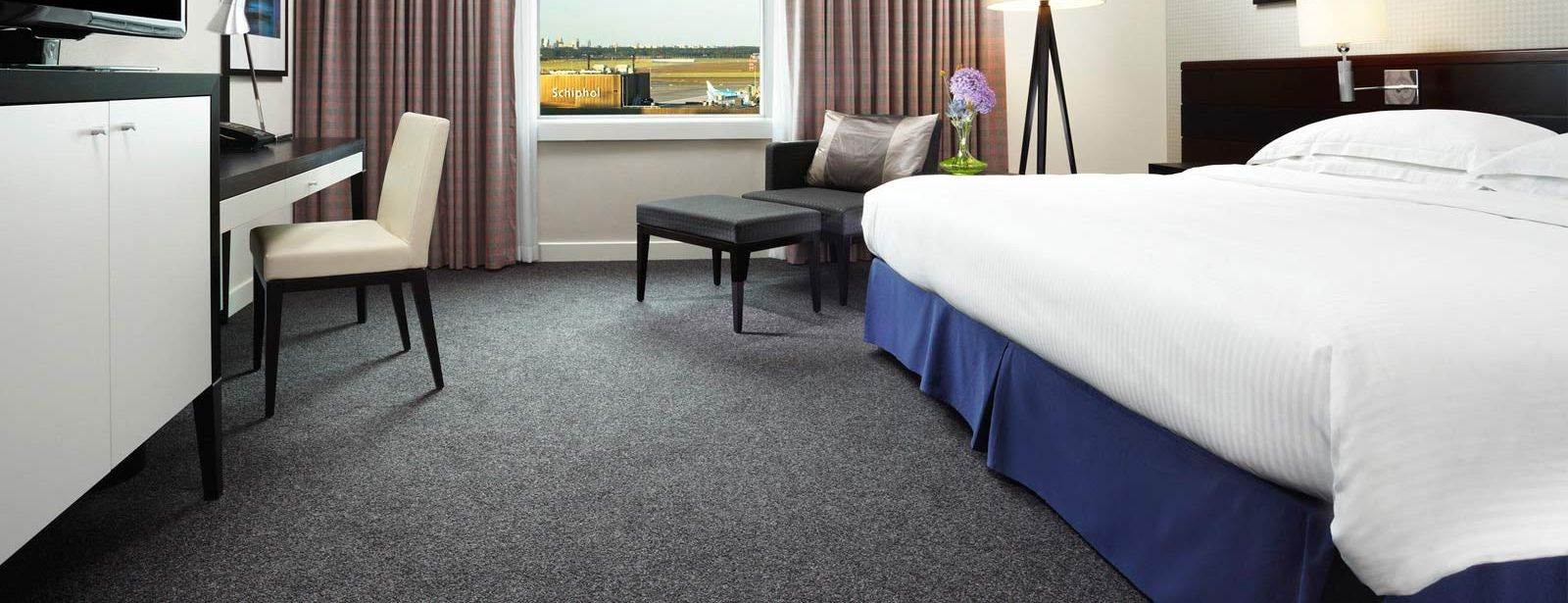 Executive Club kamer inclusief ontbijt - Sheraton Amsterdam Airport